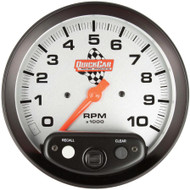 Quickcar Tachometer 5in with Recall