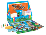 Learning Center Games - Reading and Language Set Level D