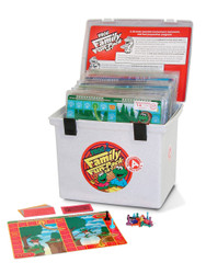 PA-634 Family Fun-Pack Game Set - Level A Reading (readabilty 1.5-2.5)