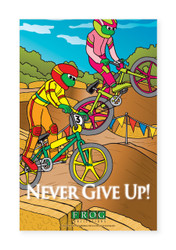 "CP-702 11""x17"" Classroom Poster - ""Never Give Up"""