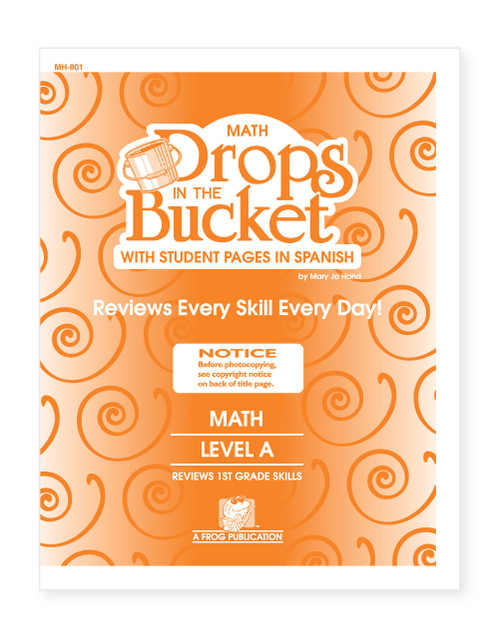 drops in the bucket reading level a pdf