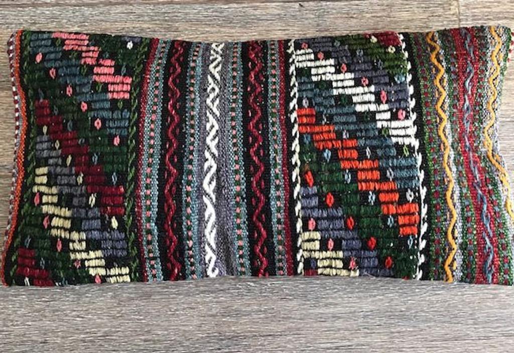 Vintage Kilim Cushion 1