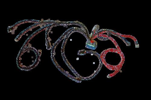 1998 5 2002 dodge 5 9l cummins standard adrenaline wiring harness rh quadzillapower com Wiring Harness Diagram Wiring Harness Connectors