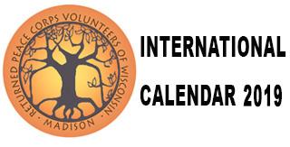 International Calendar 2018