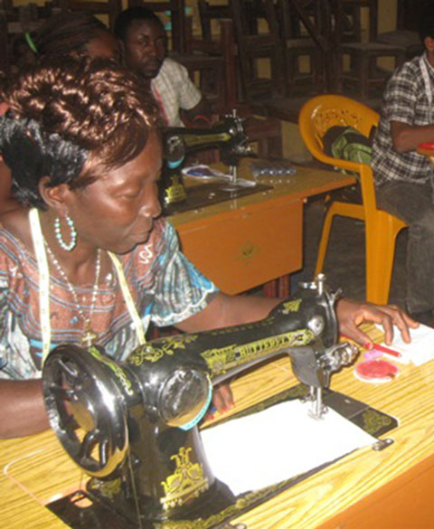 Liberia: Adult vocational education