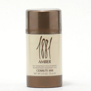 1881 AMBER MEN by NINO CERRUTI- DEODORANT STICK 2.5 OZ 25715828