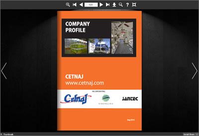 Cetnaj Corporate Profile