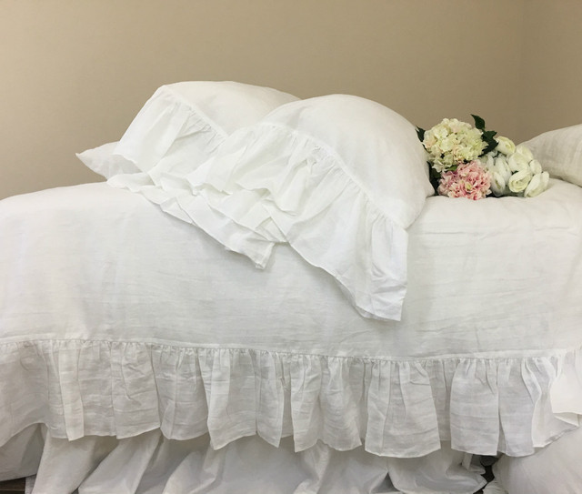 Will A California King Bed Skirt Fit A King Bed