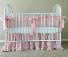 luxury crib bedding sets