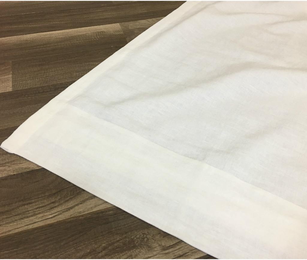 white linen drapes image 4
