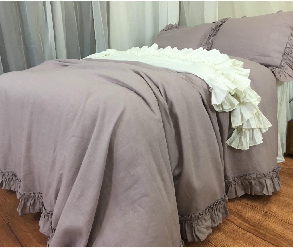 Linen Vintage Duvet Cover Sweetgalas