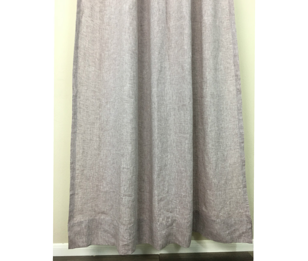 grey linen shower curtain. Chambray Rustic Raspberry Shower Curtains  natural linen