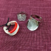 Collection of Three Sashiko Thimbles