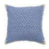 Kogin Kit Blue Cushion