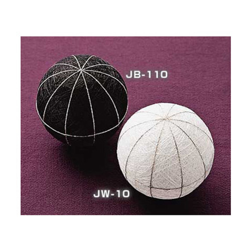1 Black Mari (Ball) to Make Temari JB-110