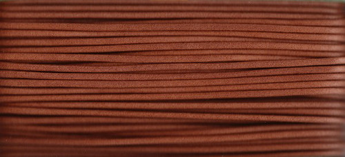 Waxed Cotton Cording Brown WCC-11