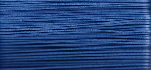 Waxed Cotton Cording Blue WCC-22