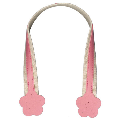 Bag Tape Handles 40cm Flower YAT-4049