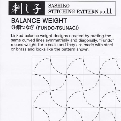 Balance Weight (Fundo-Tsunagi) PSS-11