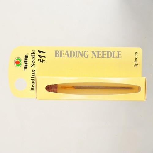 Beading Needles #11 TBN-003e