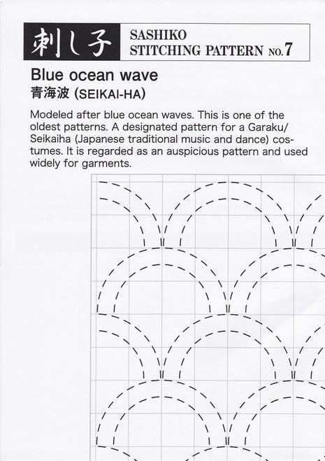 Blue Ocean Wave (Seikai-Ha) PSS-7
