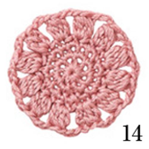 Cotton Cuore Dusky Pink CC-14