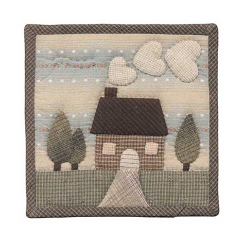 House Small Quilt PA-501
