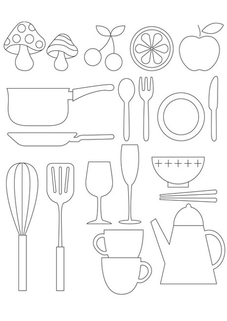 Free Kitchen Template Download