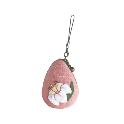 Lily July Macaroon Pouch