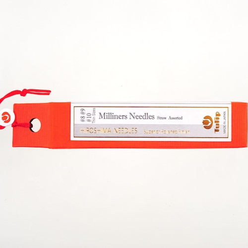Milliners Needles #8 #9 #10