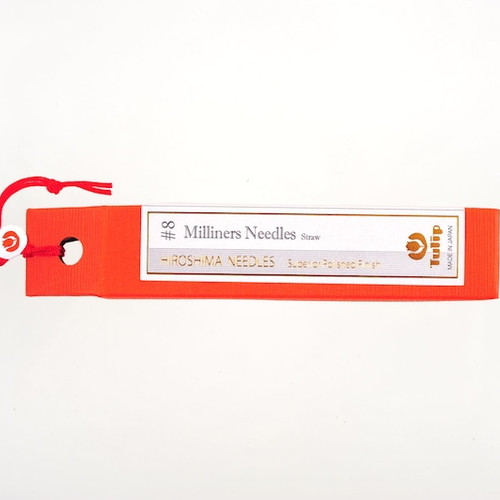 Milliners Needles #8 THN-079e