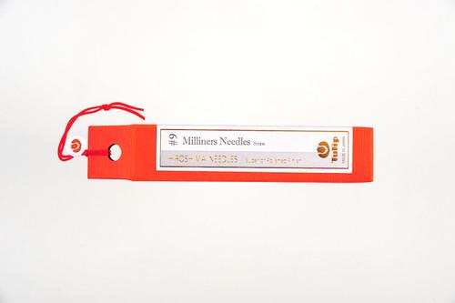 Milliners Needles #9 THN-080e