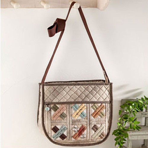 Patchwork Mosaic Shoulder Bag PA-607