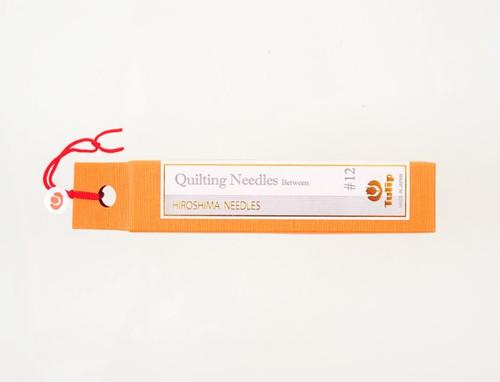 Quilting Needles Between #12 THN-006e