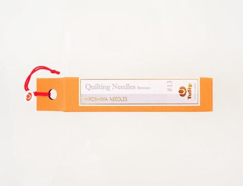 Quilting Needles Between #13 THN-007e