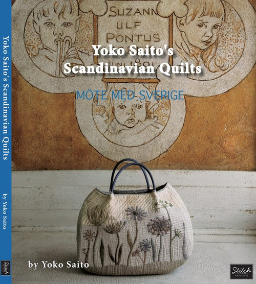 Scandinavian Quilts - Yoko Saito English Translation