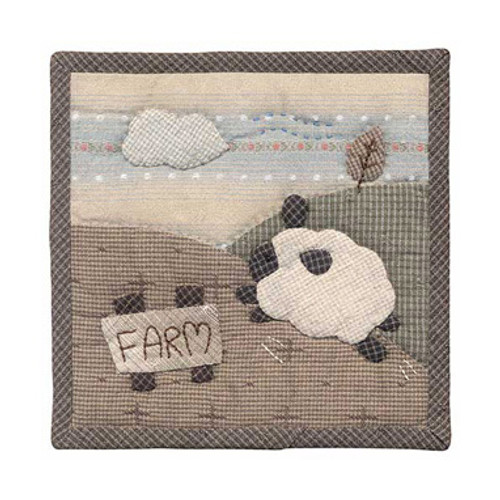 Sheep Farm Small Quilt PA-503