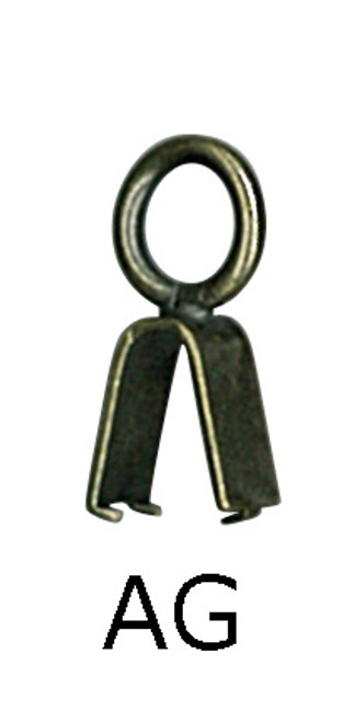Koki Clips Metal Antique Gold Colour