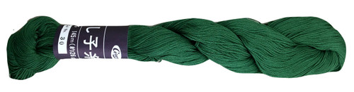 Forest Green Coron Sashiko Thread