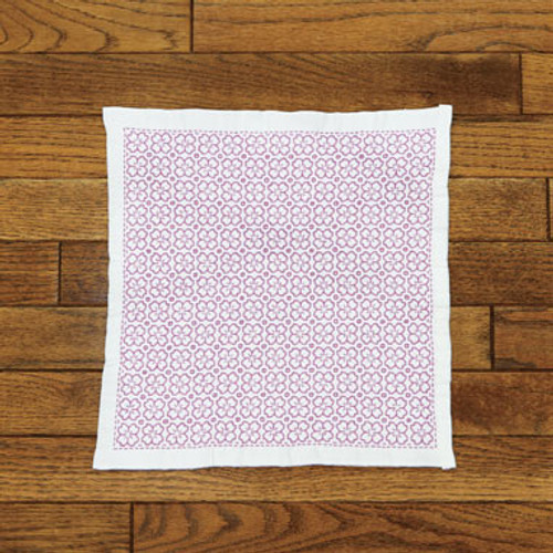 Cherry Blossom One Stitch Sashiko Sampler Kit