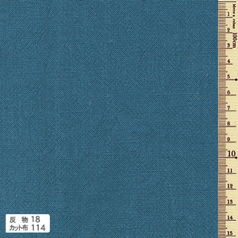 Azumino-momen Muted Blue AD-18