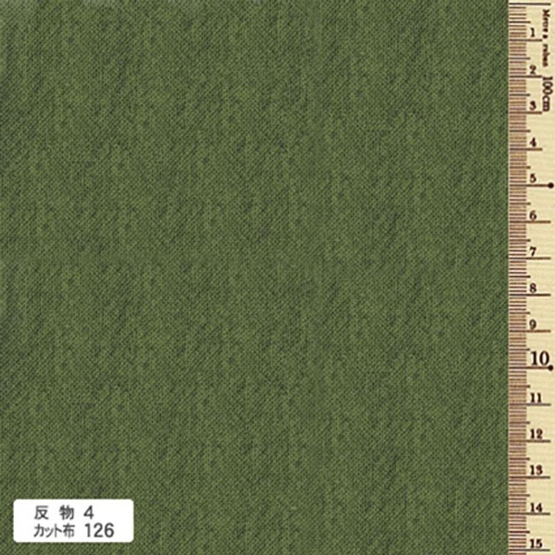 Azumino-momen Olive Green AD-4