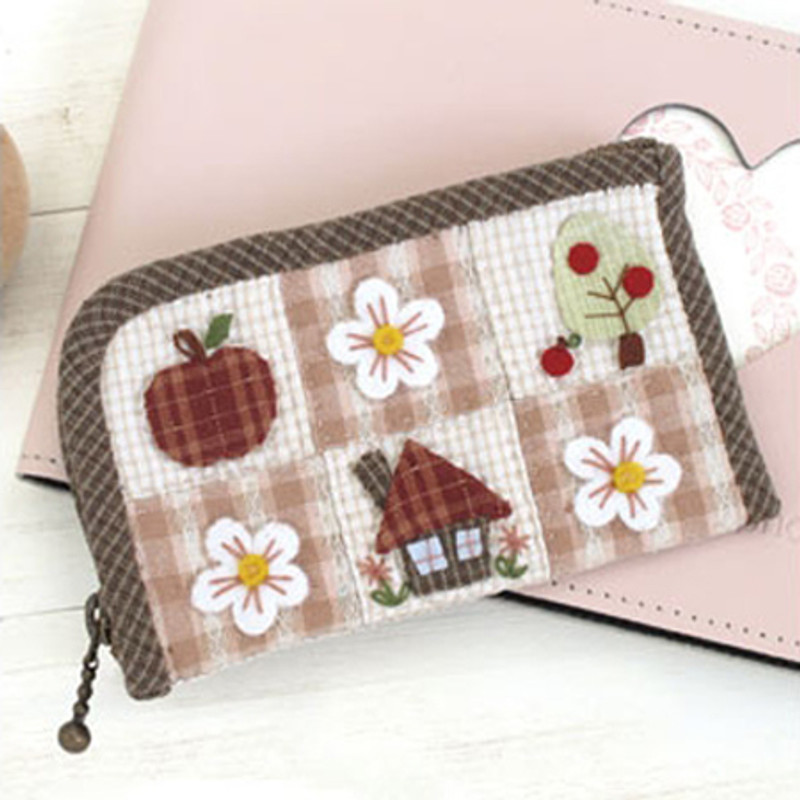 Apple House Zip Case PA-599