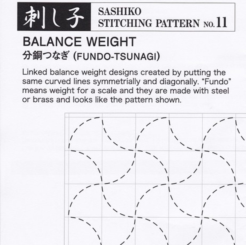 Balance Weight (Fundo-Tsunagi) PSS-11