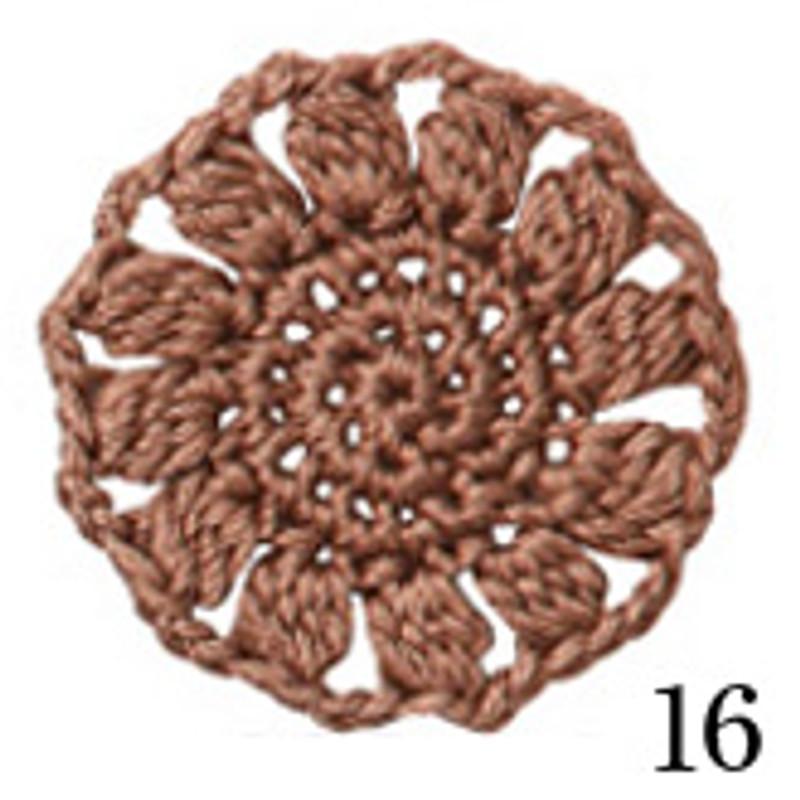 Cotton Cuore Light Brown CC-16