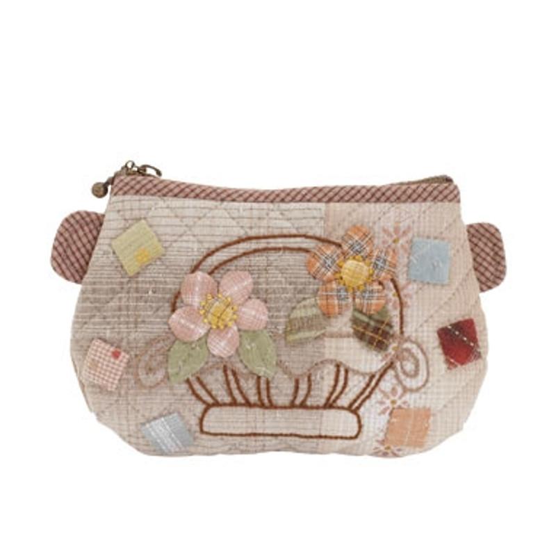 Flower Basket Purse PA-618
