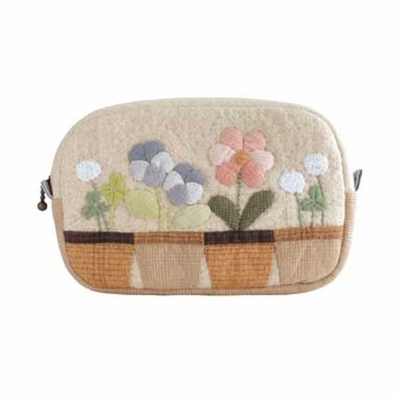 Happy Garden Tissue Pocket Pouch PA-538
