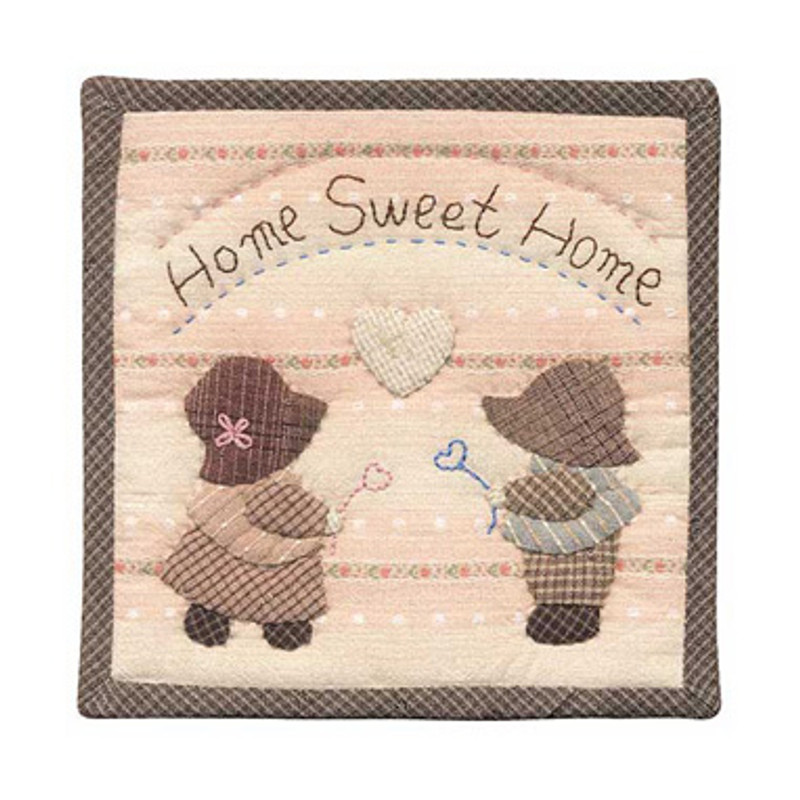 Home Sweet Home Small Quilt PA-502
