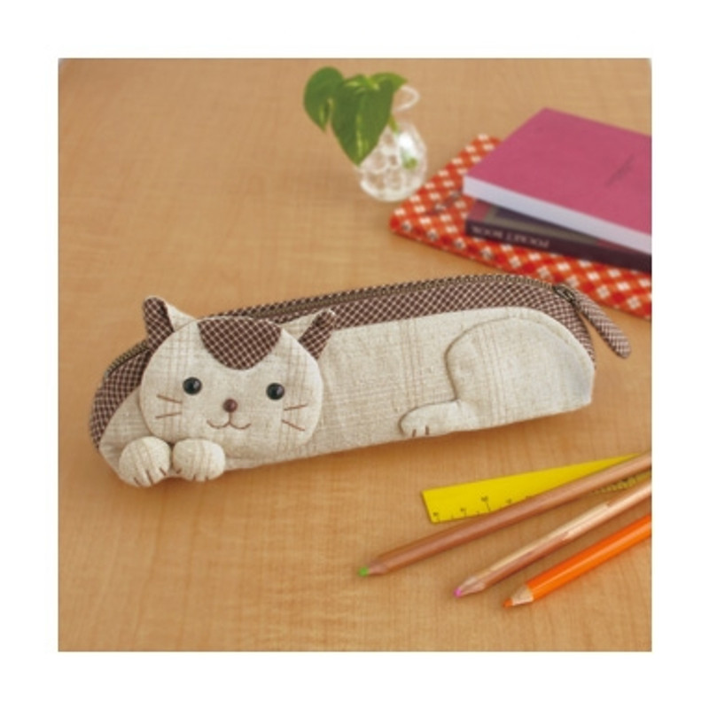 Kitty Pencil Case PA-557