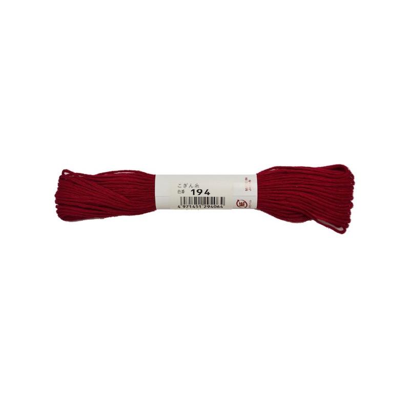 Kogin Thread 18mt Raspberry Red KT-194